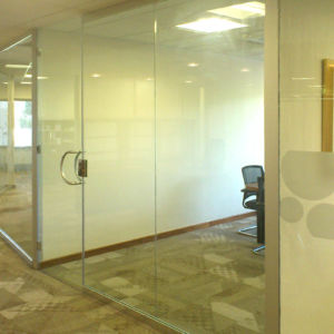 FRAMELESS SHOPFRONT OFFICES