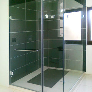 FRAMELESS SHOWER II