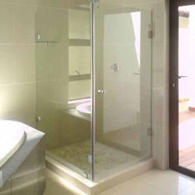 FRAMELESS SHOWER III