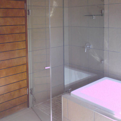 FRAMELESS SHOWER IV