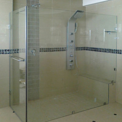FRAMELESS SHOWER VI