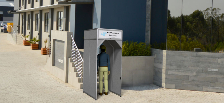 Mobile-Sanitising-Booth