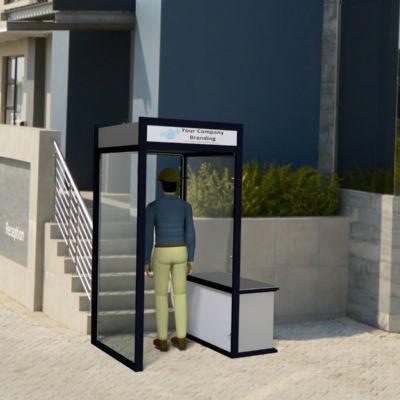 Sanitising-Booth
